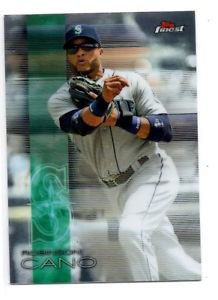 Robinson Cano Trading Card Single 2016 Topps Finest #43 Mariners