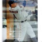 George Springer Trading Card Single 2016 Topps Finest #59 Astros