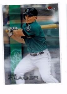 Kyle Seager Trading Card Single 2016 Topps Finest #80 Mariners