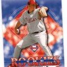Brett Myers Trading Card Single 2002 Donrusss The Rookies #23 Phillies
