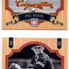 Phil Niekro Trading Card Lot of (2) 2012 Panini Cooperstown #57 Braves