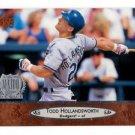 Todd Hollandsworth Trading Card Single 1996 Upper Deck #118 Dodgers