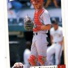 A.J. Pierzynski RC Trading Card 1996 Best #72 Twins