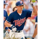 David McCarty Trading Card Single 1993 Upper Deck #462 Twins
