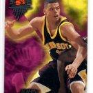 John Thomas Trading Card 1997 Wheels Rookie Thunder #24