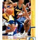 Vern Fleming Trading Card 1991-92 Upper Deck International Italian #58 Pacers