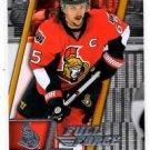 Eric Karlsson Trading Card Single 2015-16 UD Full Force #80 Senators