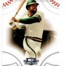 Reggie Jackson Trading Card 2008 Donruss Threads #36 Athletics