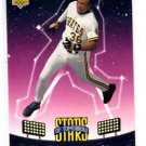 Kevin Young Trading Card Single 1993 Upper Deck Fun Pack #9 Pirates