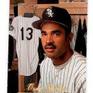 Ozzie Guillen Trading Card Single 1994 Studio 206 White Sox