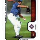 Carlos Pena RC Trading Card Single 2002 Upper Deck Victory #530 Rangers