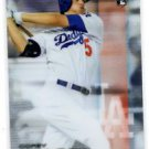 Corey Seager RC Trading Card Single 2016 Topps Finest #58 Dodgers