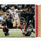 Colin Kaepernick Trading Card Single 2013 Score #186 49ers