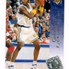 Carlos Rogers Trading Card 1994-95 Upper Deck #194 Warriors