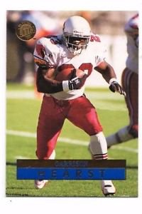 Garrison Hearst Trading Card 1996 Fleer Ultra #2 Cardinals