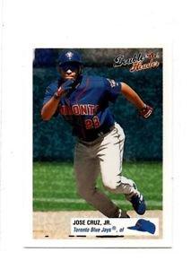 Jose Cruz Trading Card Single 2003 Fleer Tradition #23 Pirates