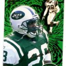 Curtis Martin Trading Card Single 1999 Aurora #101 Jets