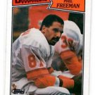 Phil Freeman Trading Card Single 1987 Topps #388 Buccaneers