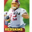Trent Williams RC Trading Card Single 2010 Topps #225 Redskins