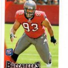 Gerald McCoy RC Trading Card Single 2010 Topps #410 Buccaneers
