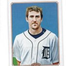 Justin Verlander Trading Card Single 2010 Topps 206 #38 Tigers