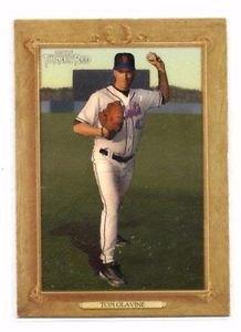 Tom Glavine SP Trading Card Single 2007 Topps Turkey Red #146 Mets NMT