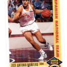 Jose Antonio Montero 1991-92 Upper Deck International Spanish #125