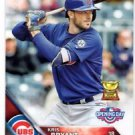 Kris Bryant Future Stars SIngle 2016 Topps Opening Day #17 Cubs