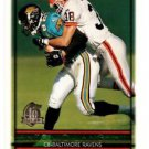Antonio Langham Trading Card Single 1996 Topps 109 Ravens
