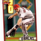Paul Goldschmidt Trading Card 2016 Topps Archives 231 Diamondbacks