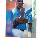 Rafael Medina RC Trading Card 1998 Score Rookies & Traded #RT235 Marlins