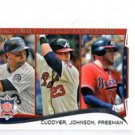 Cuddyer Johnson Freeman Trading Card Single 2014 Topps Mini #237 LL