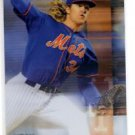 Noah Syndergaard Refractor Trading Card 2016 Topps Finest #49 Mets