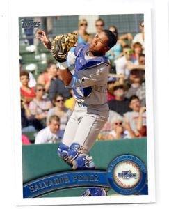 Salvador Perez Trading Card Single 2011 Topps Pro Debut #310 Royals