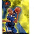 Charles O'Bannon Trading Card 1997 Wheels Rookie Thunder 29