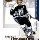 Vincent Lecavalier Trading Card SIngle 2002-03 Pacific Calder Hockey #49