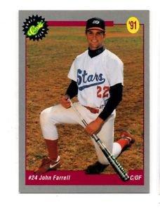 John Farrell Trading Card 1991 Classic #20
