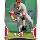 Zack Cozart Trading Card Single 2013 Bowman #68 Reds