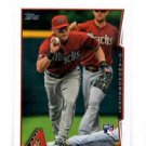 Chris Owings RC Trading Card Single 2014 Topps Mini #232 Diamondbacks