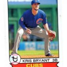 Kris Bryant Trading Card Single 2016 Topps Archives 150 Cubs