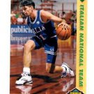 Riccardo Pettis 1991-92 Upper Deck International Italian #112