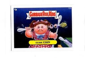 Eerie Erin Single 2013 Topps Garbage Pail Kids Mini #122b