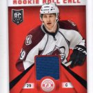 Nathan Mackinnon Rookie Roll Call Jersey 2013-14 Totally Certified  #RRNMK Avs