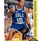 Carlton Myers 1991-92 Upper Deck International Italian #112