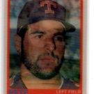 Pete Incaviglia Trading Card Single 1988 Sportflics #169 Rangers
