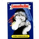 Lisa Miserables Single 2013 Topps Garbage Pail Kids Mini #164a