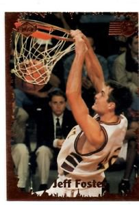 Jeff Foster Trading Card Single 1999-00 Collector's Edge Rookie Rage #RR16