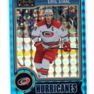 Eric Staal Blue Cube 2014-15 UD OPC Platinum #6 Hurricanes 45/65