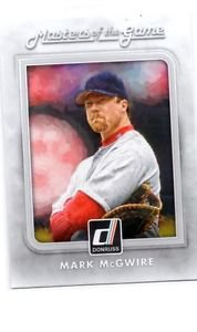 Mark McGwire Masters of the Game Trading Card 2016 Donruss #MG7 Cardinals