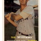 Ted Williams Berger's Best SIngle 2016 Topps BB6 Red Sox